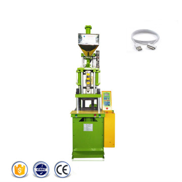 USB Laddare Connector Moulding Machine