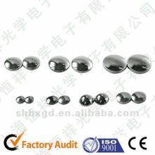 de alta calidad puede ser personalizado pequeño MOQ 99,999% puro producto de germanio