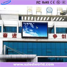 Широкий взгляд 5000CD/м2 внешние панели светодиодный экран p8