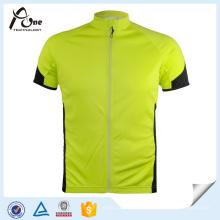 OEM Männer Sport Kurzarm Trikot Coolmax Radfahren Jersey