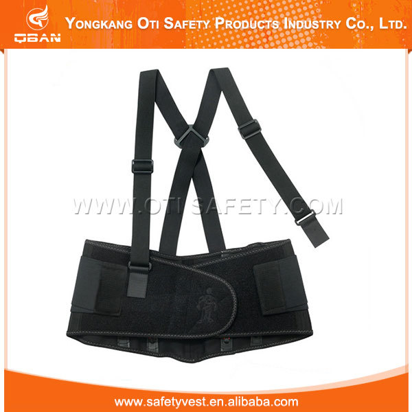 Support Belt with Suspenders