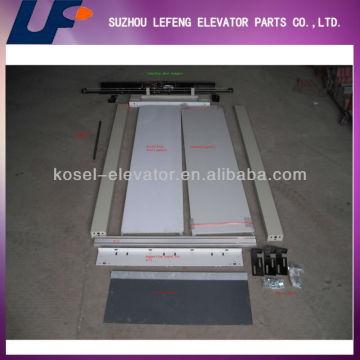 Sistema de puerta de ascensor KX-S-101