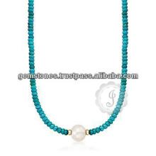 Designer Vermeil Beaded Necklace For Women In Wholesale Price For Wholesale Necklace
