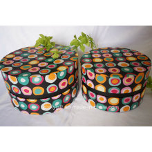 Custom Design Printed Round Cardboard Paper Hat Box