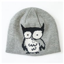 Knitted Patterned Hip Hop Beanies Hat