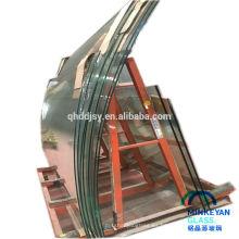 Vidrio de impresión de seda del diseño personalizado del fabricante de China para el sitio de la oficina