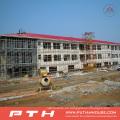 Gran espacio y almacén de estructura de acero de bajo costo