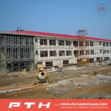 PU-Sandwich-Wand-modulares vorfabriziertes Gebäude