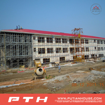 Prefab High Quality Steel Structure Accomadation