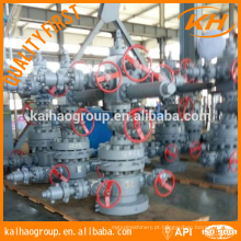 API 16A Árvore de Natal para a fabricação China de cabeça de poço