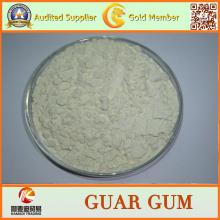 Grasa a granel Xanthan Gum Guar GCC FCC / Bp espesante de la categoría alimenticia E415