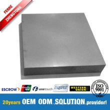 Angemessener Preis Pure Tungsten Plate