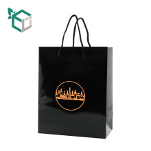 Luxury Shopping Bag With Oem Logo Various Shapes Different Colors Of Gift Paper Bags