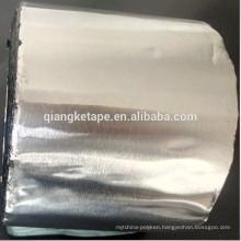 Polyken aluminium foil butyl rubber waterproof tape using for house corner