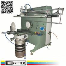 Máquina de impressão da tela do recipiente do diâmetro 400mm de TM-1500e