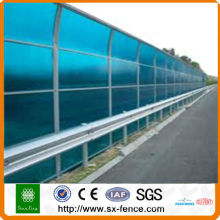 2013 new products railway /highway sound protective screen