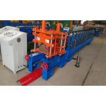 Máquina para fabricar tapas de cumbrera de azulejo esmaltado galvanizado de aluminio