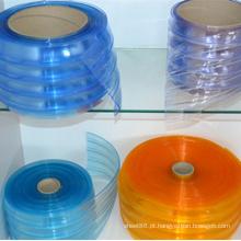 Cortina de PVC flexível com proteção UV