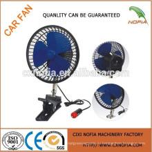 6 inch12v колеблющийся высококачественный портативный автомобильный вентилятор