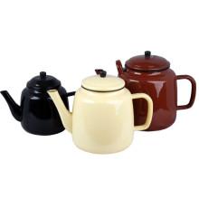 Emaille Teekanne / afrikanische Teekanne (LFC1514)