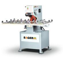 Nouveau verre de ceinture de Type Machine de meulage pour petites entreprises