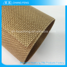 Best selling high quality heat resistant non-sticky ptfe teflon conveyor mesh belt