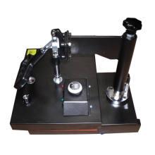 Vente chaude chaleur petite Machine de presse pour toile de verres
