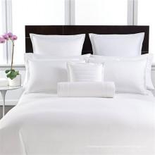 100% Algodão Top Quality Linens de cama para Hotel (WS-2016298)
