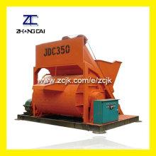 Mezclador concreto del eje de Zcjk (JDC350)