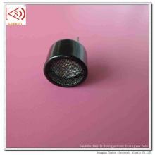 10mm 40kHz Boîtier en plastique Type ouvert Capteur à ultrasons