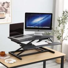 Donverters de escritorio de pie regulables en altura