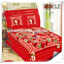 China Supplier Home Design Bettwäsche Sets mit Super Qualität