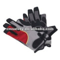 Technicians Fingerless Synthetic Leather Glove