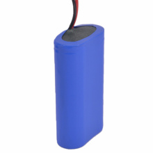 18650 1S2P 3.7V 6000mAh Li Ion Battery Pack