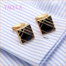 VAGULA nouvelle Arriaval Gold Plated manchette haute qualité poignets