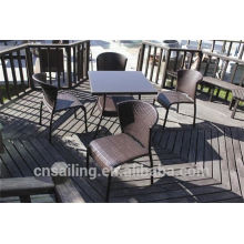 Hot Sell Outdoor Waterproof cardboard table and chair