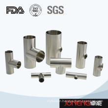 Stainless Steel Food Grade Mirror Polished Tee (JN-FT1007)