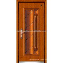 Metall-Brandschutztür, Stahl-Sicherheitstüren mit modernem Design