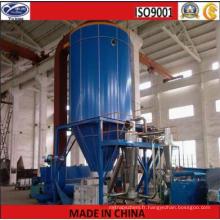 Séchoir à pulvérisation pour poudre d'acide humique