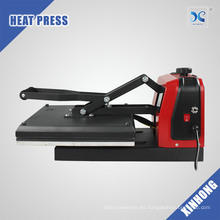 HP3802-N Manual LCD de la máquina de la prensa del calor Máquina de impresión de la camiseta de encargo