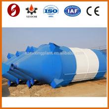 Super qualidade constrton máquinas 100 toneladas móveis cimento silo compressor