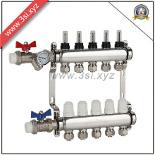 Hot Sale Hydraulic Separator for House Floor Heating (YZF-M563)
