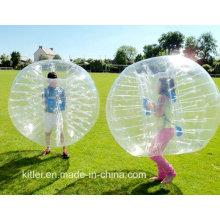 Moda y Calidad Joven TPU Bubble balón de fútbol