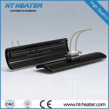 Calentador infrarrojo de cerámica de 245 * 60 mm