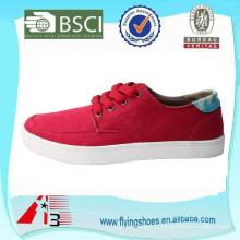 OEM odm men новый стильный красный skateboard sneaker