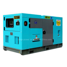 60kVA48kw Doosan Diesel Generator with Enclosure