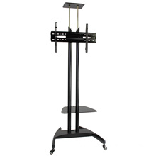 LED TV cart for display up to 65inch