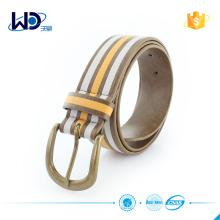 new design cheap pu belt for unisex