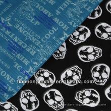 Cotton Woven Jacquard Reactive Printed Fabric