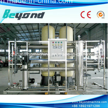 Sistema de purificación de agua SUS304 con RO con certificado CE